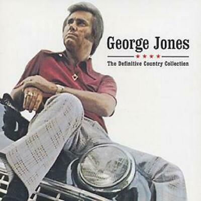 George Jones : The Definitive Country Collection CD (2003) Fast and FREE P & P