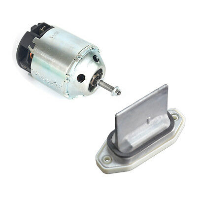 HEATER BLOWER MOTOR 27225-8H31C FOR NISSAN X-TRAIL T30 +Resistor 27761-9W100