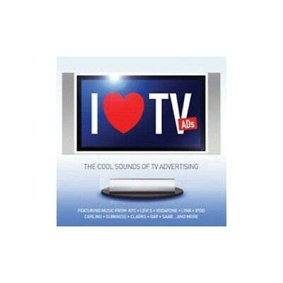 Various Artists - I Love TV Ads: The Cool Sounds of... - Various Artists CD TYVG