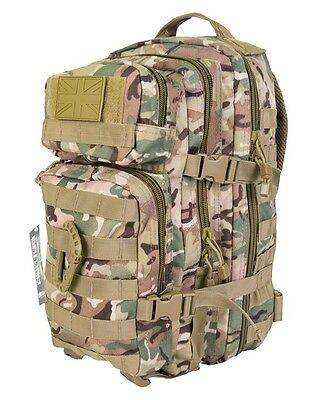 BTP Day Sack Rucksack 28 litre Army Military Alt to Multicam MTP Small Assault