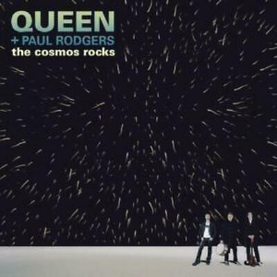 Queen & Paul Rodgers : The Cosmos Rocks CD (2008)