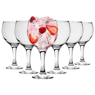 Gin Balloon Copa Spanish Cocktail Glasses 645ml x6 Gin Tonic Glasses G&T