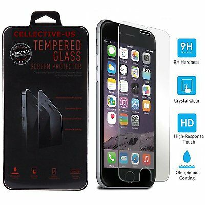 9H+ Ballistic Tempered Glass Screen Protector Guard For Apple iPhone X 7 Plus 8