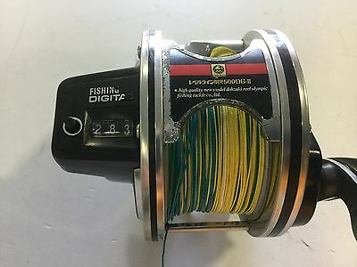 Teaser Reel And Dredge  Assy  Combo 13 Strips 91 Fish Wizard Promotion
