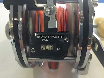 Teaser Reel Daiwa And Dredge  Assy  Combo 13 Strips 91 Fish Wizard Promotion