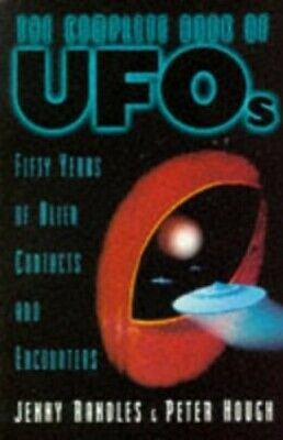 The Complete Book of UFO's: 50 Years of Alien Co... by Hough, Peter A. Paperback