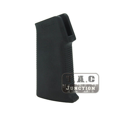 Tactical Hand Grip MOE-K Style K-Grip Vertical Angle Anti-slip Grip  - BK