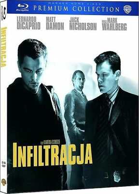 Infiltracja (The Departed) - Blu-Ray