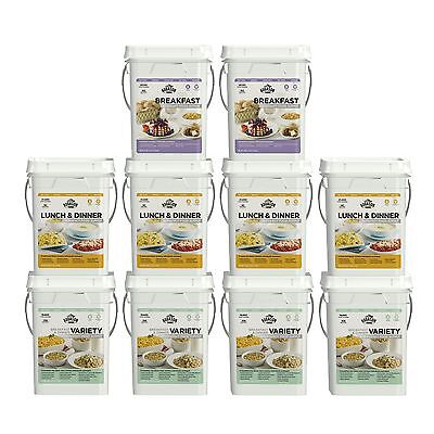 Augason Farms 1-Month 4-Person Emergency Food Supply Kit