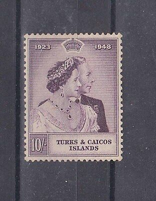 1948 SG 209 wilver wedding,    10sh           a1835