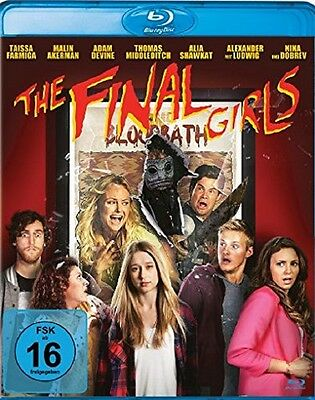 Blu-ray * The Final Girls * NEU OVP
