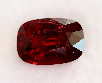 1,58 ct Superbe Spinelle Rouge