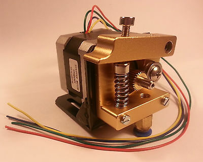 3d Printer 1.75mm Feeder Extruder Left Bracket Mounted Nema 17 Motor 17HS4401