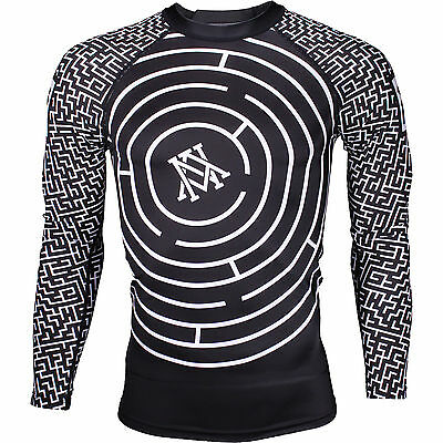 Newaza Apparel Submission Seeker Rashguard