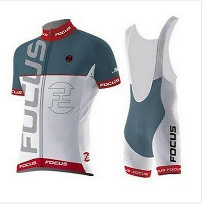 Focus Cycling Jerseys and or Bib Shorts Bike Racing Riding Tri MTB Team  Bicycle 32efe7172