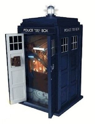 Doctor Who - TARDIS Talking Money Bank NEW IN BOX