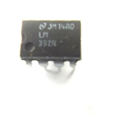 LM392N National OP Amp/Comparator 8-Pin PDIP