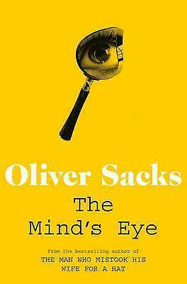 The Mind's Eye by Oliver Sacks New Paperback Book