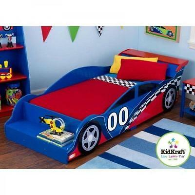 Kidkraft Race Car Toddler Boys Bed