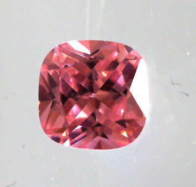 3,60 ct  Zircon CZ rose - Superbe -