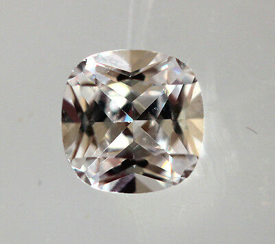 3,60 ct  Zircon CZ insoler -Superbe -