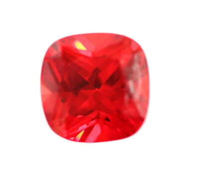 3,60 ct  Zircon CZ orange - Superbe -