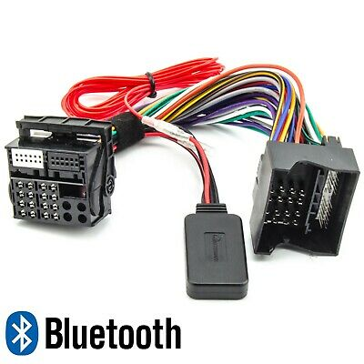 Bluetooth AUX Adapter OPEL CD30 MP3 CD60 CDC40 Radio Astra H Corsa D Zafira MP3