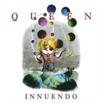 Queen : Innuendo CD Remastered Album (2011) ***NEW***