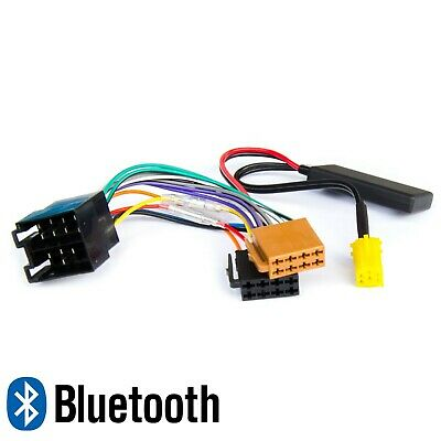 Bluetooth Audio Adaper SMART Fortwo 451 Autoradio Radioadapter AUX Radiokabel