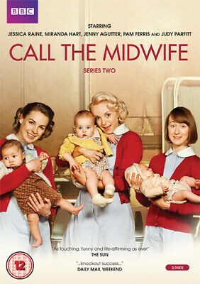 Call the Midwife: Series 2 DVD (2013) Jessica Raine ***NEW***