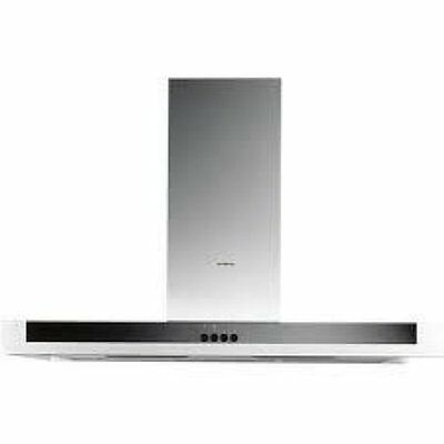 "Siemens 36"" Wall Mount Chimney Range Hood Lc479650Uc Stainless Imperfections"