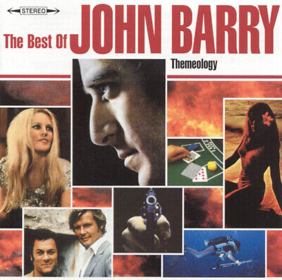 The Best of John Barry - Themeology CD (1997) Expertly Refurbished Product