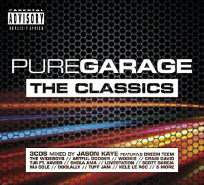 Various Artists : Pure Garage Anthems: The Classics - Volume 2 CD (2011)