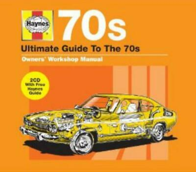 Various Artists : Haynes 70s: Ultimate Guide to the 70s CD 2 discs (2011)