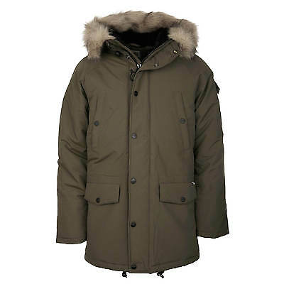 carhartt anchorage parka cypress oliv warmer herren. Black Bedroom Furniture Sets. Home Design Ideas