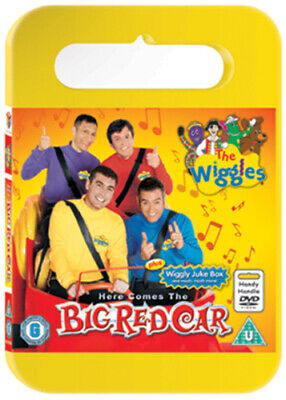 The Wiggles: Here Comes the Big Red Car DVD (2008) Murray Cook cert U