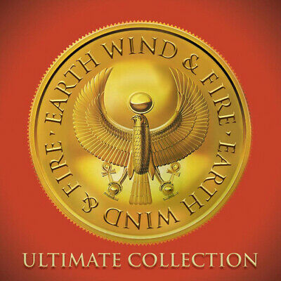 Earth, Wind & Fire : Ultimate Collection CD (2014) ***NEW*** Fast and FREE P & P