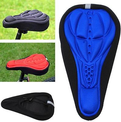 Mountain Cycling Bicycle Gel Pad Seat Saddle Covers Cushion Bike Accessories LG