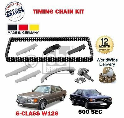 For Mercedes S Class 500 Se Sel Sec 1160501811 1160501811S2 New Timing Chain Kit