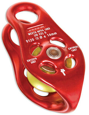 DMM PUL110 Pinto Pulley Red One Size