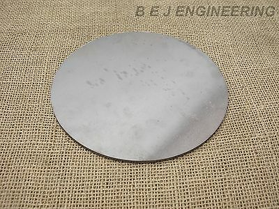 "Mild Steel Disc Circle 300mm dia x 5mm(3/16"") - Laser Cut"
