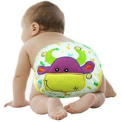 Hot Cute Toilet Pee Potty Training Pants Diaper Underwear suit For Baby Boy Girl