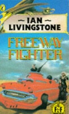 Freeway Fighter (Puffin Adventure Gamebooks), Jackson, Steve Paperback Book The