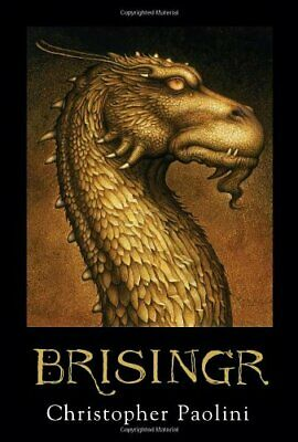 Brisingr (Inheritance), Paolini, Christopher Hardback Book The Cheap Fast Free
