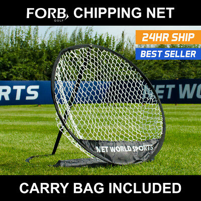 FORB Golf Chipping Net - Pop Up Practice Short Game Anywhere Lower That Handicap