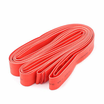 3.5M Length Electric Wire Cable Heat Shrink Tubing Tube Wrap Sleeve Red