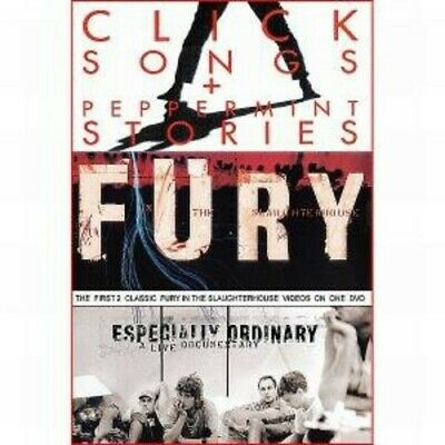 Fury In The Slaughterhouse - Click Songs DVD***NEW***