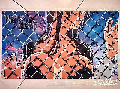 Custom Yugioh Playmat Play Mat Large Mouse Pad Sexy Anime HOTD Girls #363