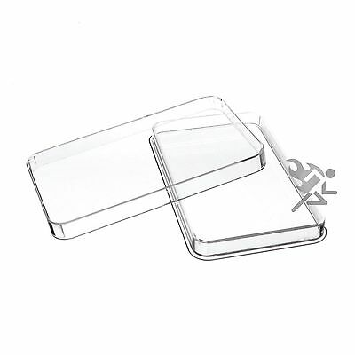 10oz Silver Bar Direct Fit Air-Tite Capsule Holder Qty: 10
