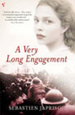 Japrisot,s-Very Long Engagement,a Book New